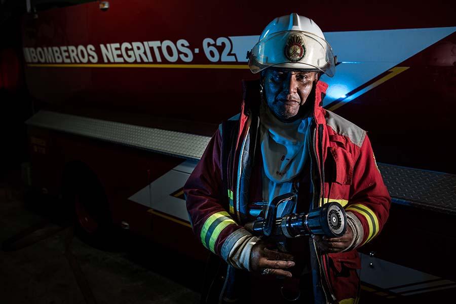 15 de February de 2014 Bomberos Negritos B-624 Fotografia- Desyree Valdiviezo