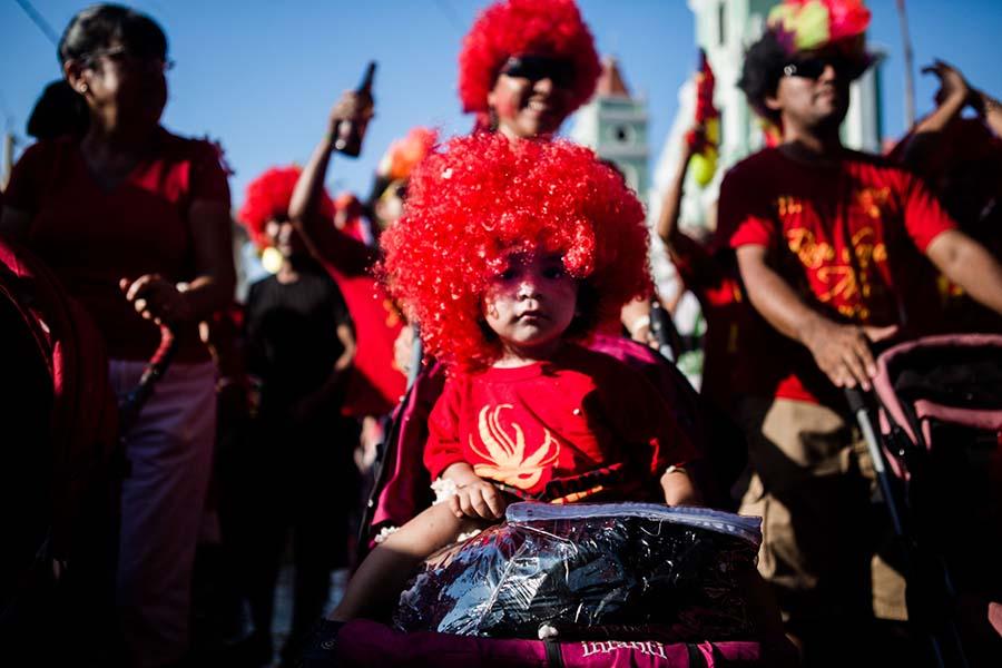 02 de marzo de 2014 Carnaval de Catacaos 2014 FINAL 18 Desyree Valdiviezo Palacios
