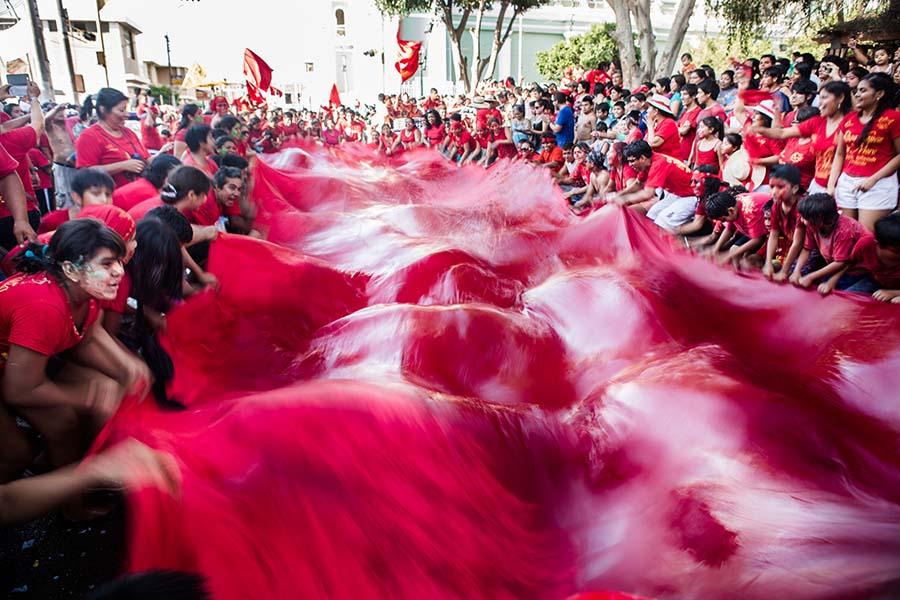 02 de marzo de 2014 Carnaval de Catacaos 2014 FINAL 19 Desyree Valdiviezo Palacios