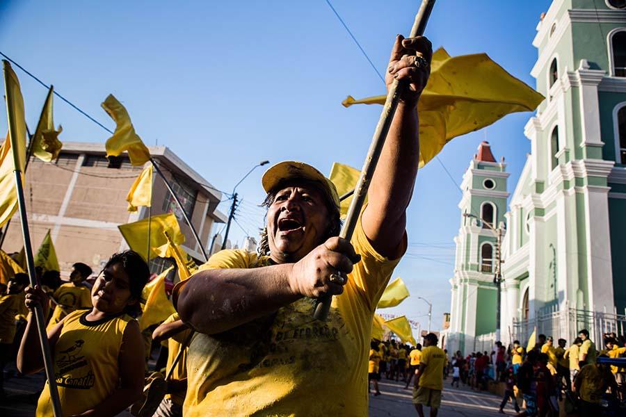 02 de marzo de 2014 Carnaval de Catacaos 2014 FINAL 24 Desyree Valdiviezo Palacios