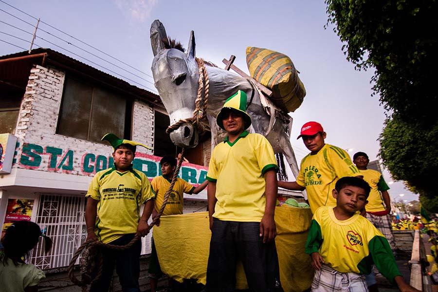 04 de marzo de 2014 Carnaval de Catacaos 2014 FINAL 31 Desyree Valdiviezo Palacios