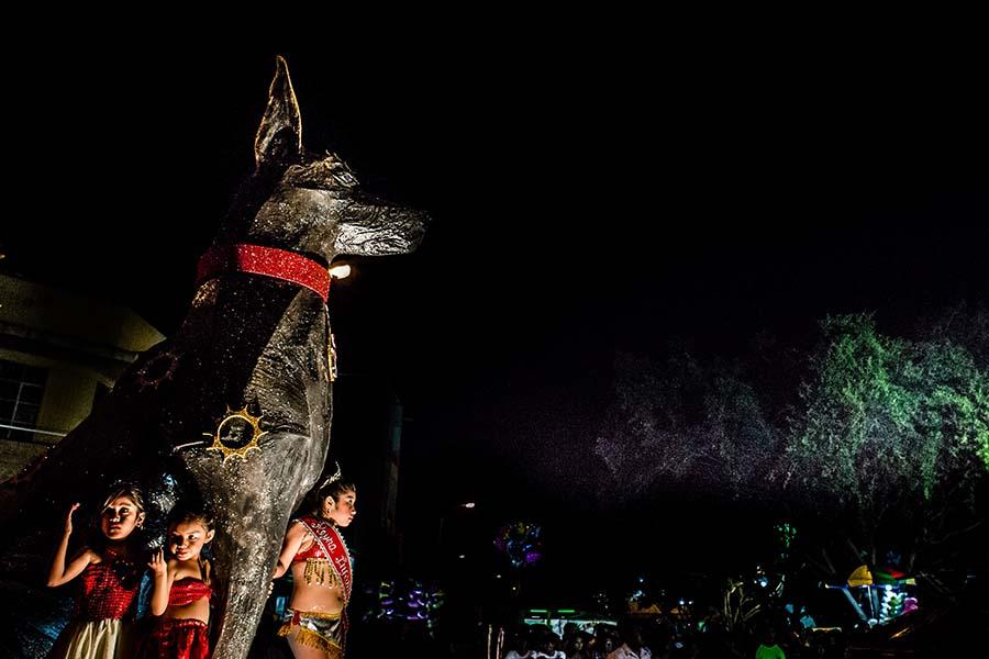 04 de marzo de 2014 Carnaval de Catacaos 2014 FINAL 40 Desyree Valdiviezo Palacios