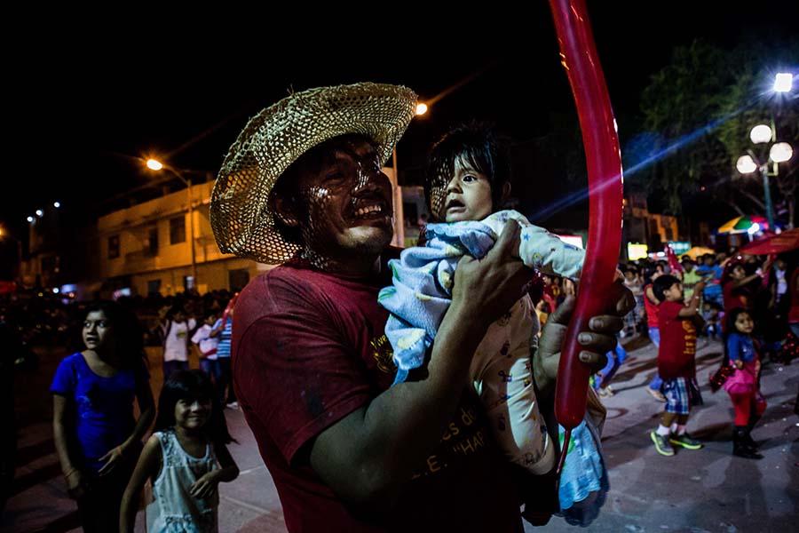 04 de marzo de 2014 Carnaval de Catacaos 2014 FINAL 41 Desyree Valdiviezo Palacios