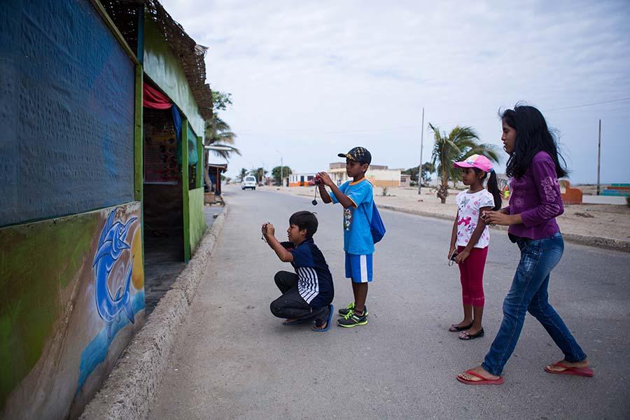 15 de febrero de 2014 Taller de fotografía Negritos 5 Desyree Valdiviezo Palacios