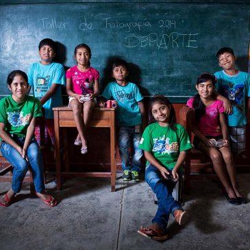 No quiero hacerme mayor – Niños fotógrafos