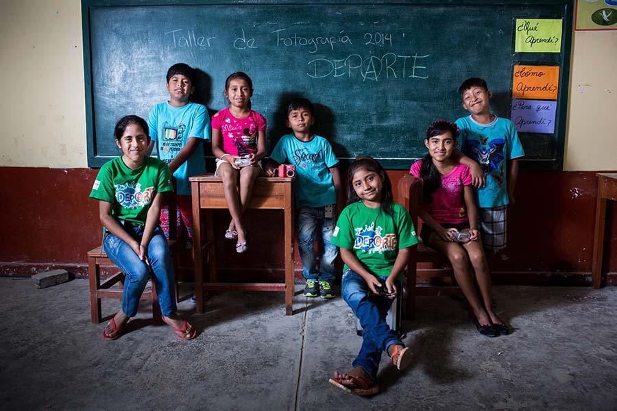 18 de febrero de 2014 Taller de fotografía Negritos 1 Desyree Valdiviezo Palacios