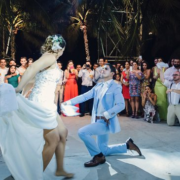 Hold me now – Andrea y Jorge